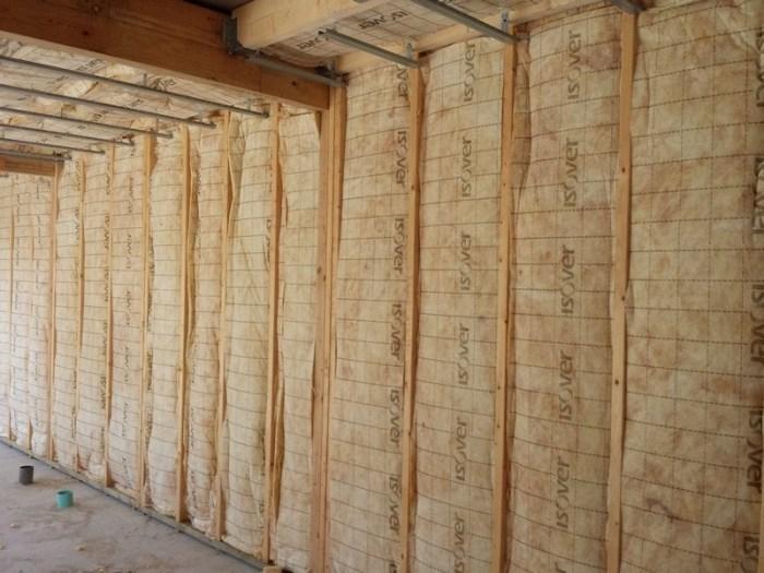 abri de bois toit plat