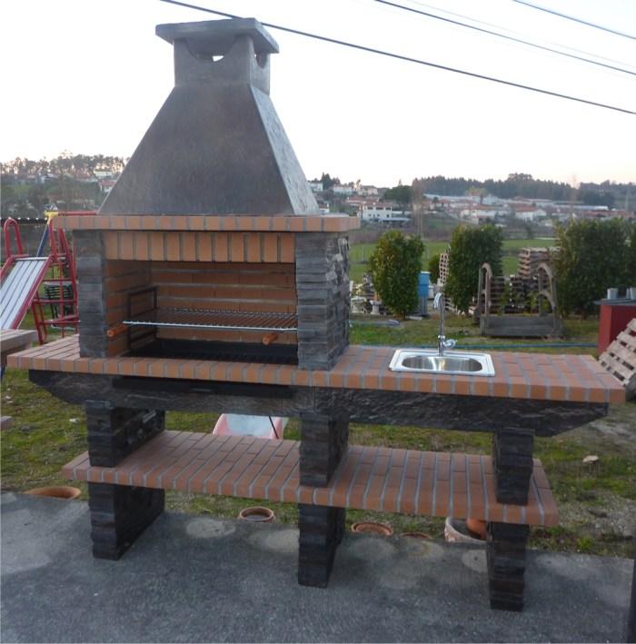 barbecue beton brico depot