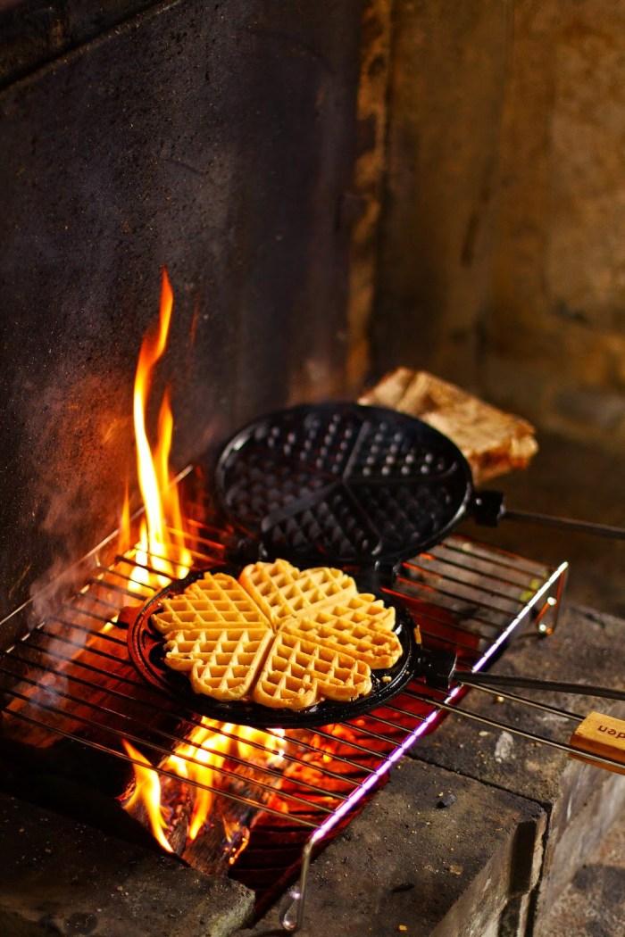 barbecue en terre cuite
