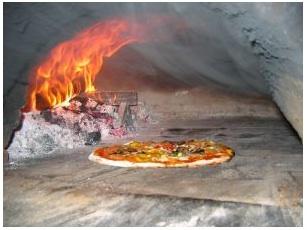 barbecue four pizza