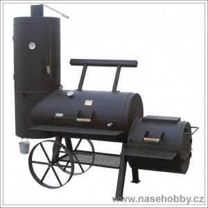 barbecue fumoir americain