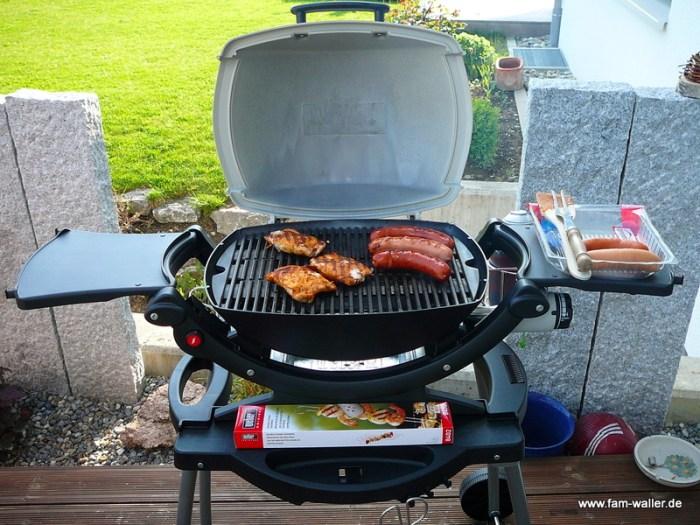 barbecue portatif