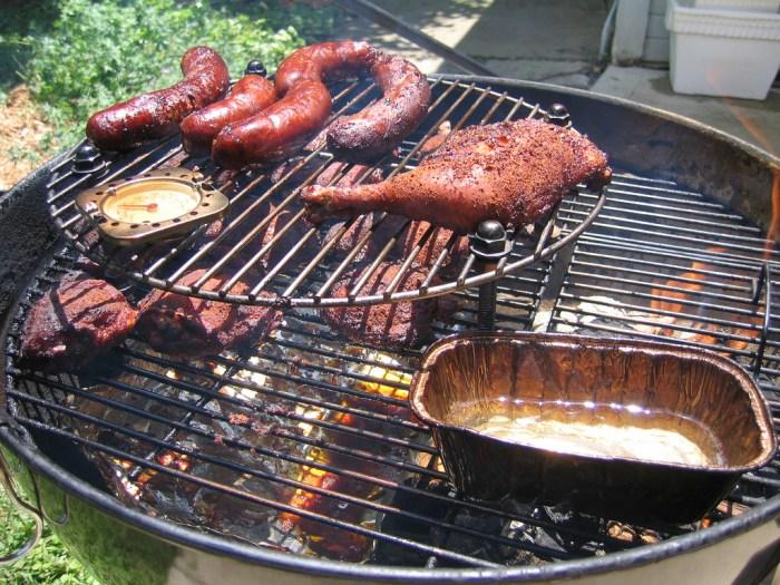 barbecue werber