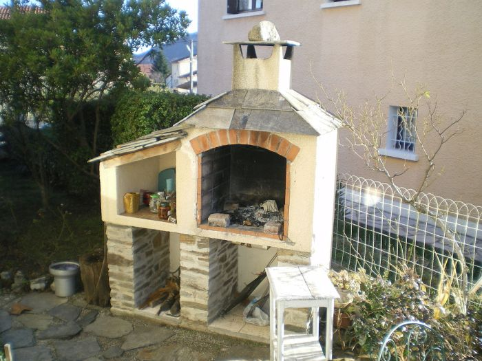 comment construire un barbecue en pierre