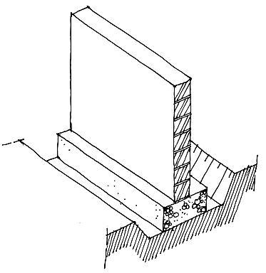 construction abri bois simple