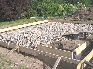 construire barbecue en beton cellulaire