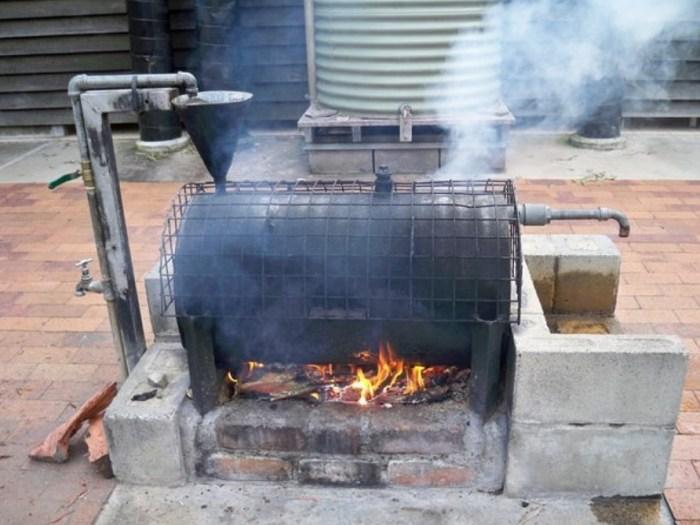 construire un barbecue