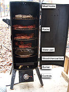 cuisine barbecue gaz