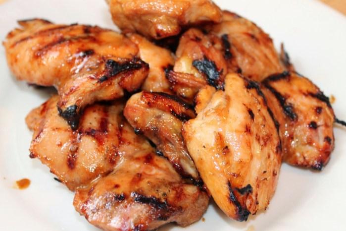 cuisse de poulet en sauce
