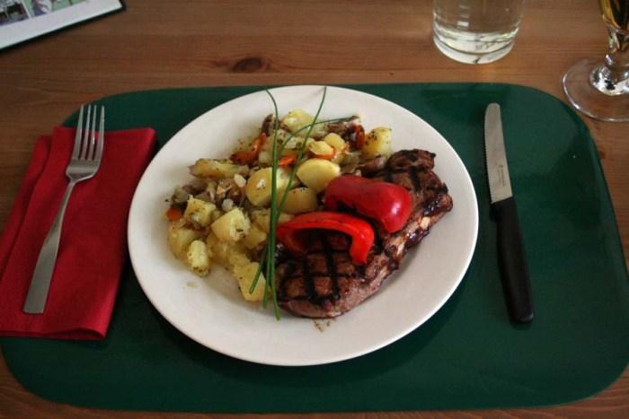 légumes pour accompagner un barbecue