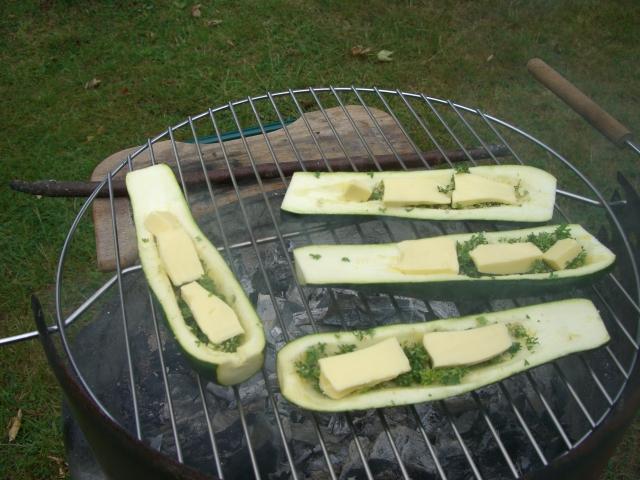 légumes pour barbecue