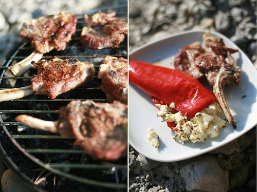 marinade pour agneau barbecue