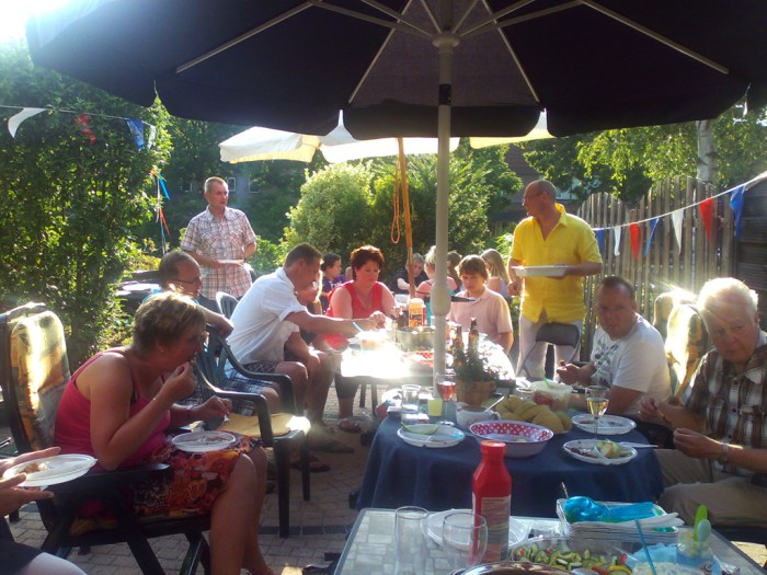 party barbecue