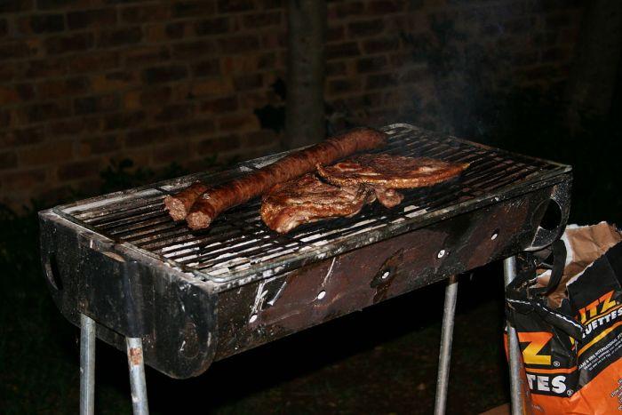 rotisserie barbecue