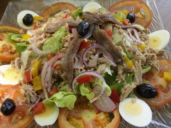 salade barbecue originale