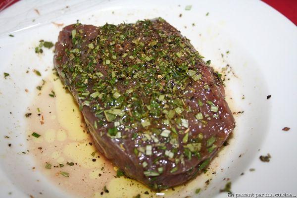sauce viande barbecue