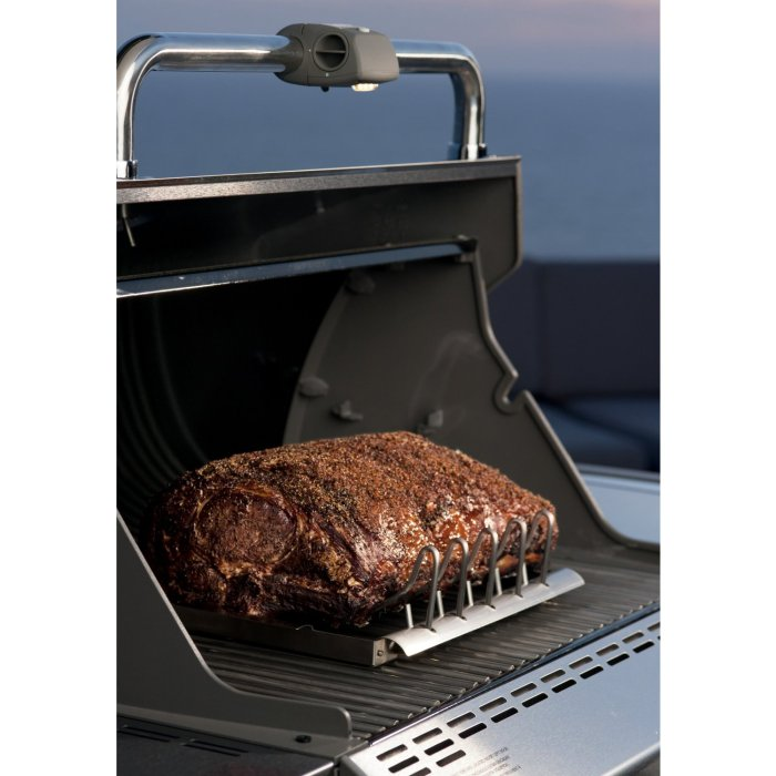 set barbecue weber