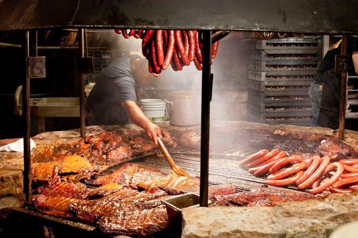 set de barbecue