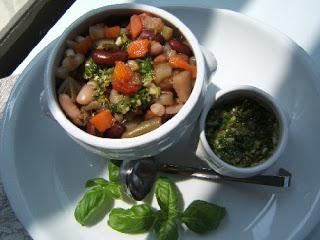 soupe de tomates a la provençale