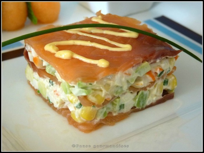 recette saumon facile rapide