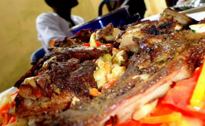 viande au barbecue original