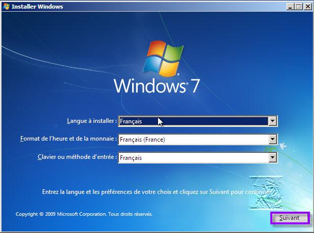 windows 10 ne démarre plus