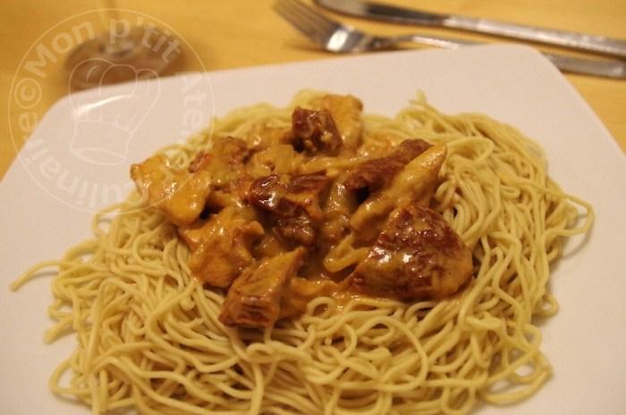 recette marinade poulet