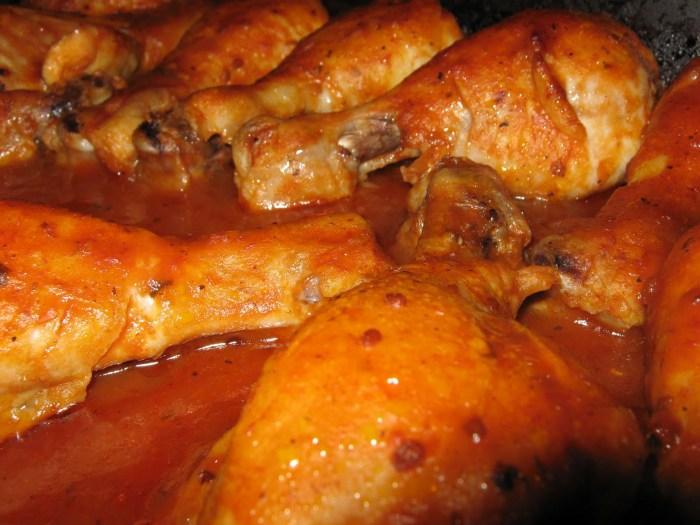 recette cuisse poulet four