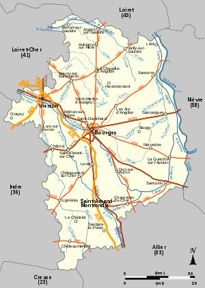 carte de france routière détaillée