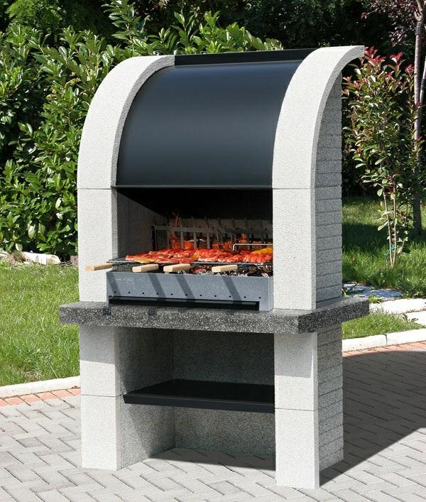 barbecue extérieur fixe pas cher
