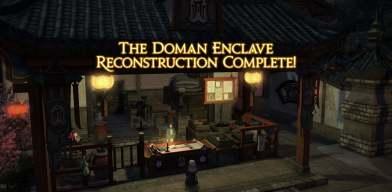 Fim da Reconstrução do Enclave