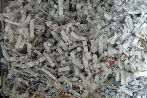 trituradora papel