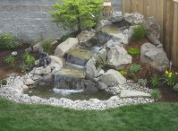 Good Waterfalls For Home Design | Pool Design Ideas