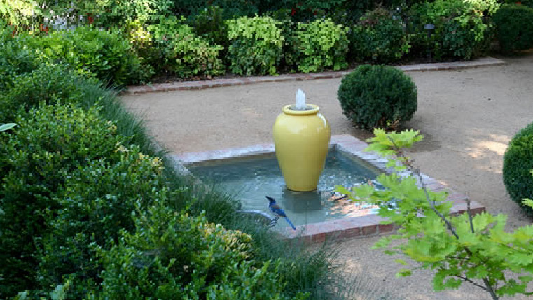 Garden Fountains Ideas