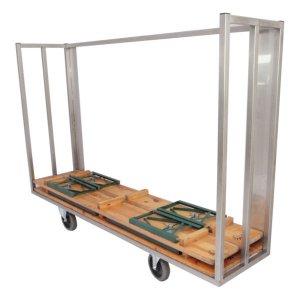 Transportkar voor picknicksets