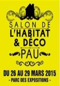 Cogebois du 26 au 29 Mars Salon de Pau  Cogebois