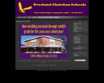 KS, Overland Park – Overland Christian School