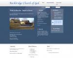 MO, Columbia – Rockbridge Church of God (Holiness)