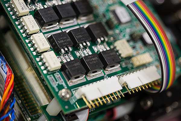 Circuit Board Assemblies Cck Automations Printed Circuit Board