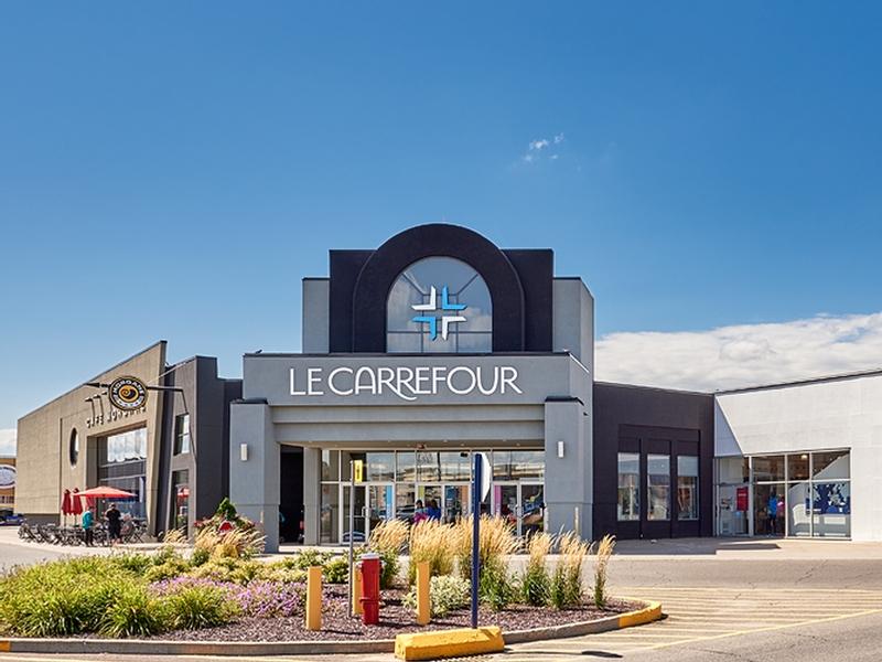 CARREFOUR TROISRIVIRES OUEST  Centre commercial  TroisRivires