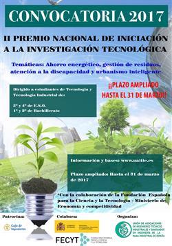 premio iniciacion investigacion tecnologica
