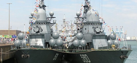 russia navy