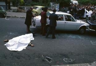 L'agguato di via Fani delle BR per rapire Moro