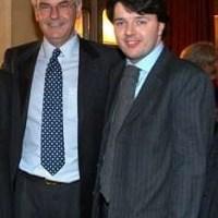 Alessandro Profumo e Matteo Renzi