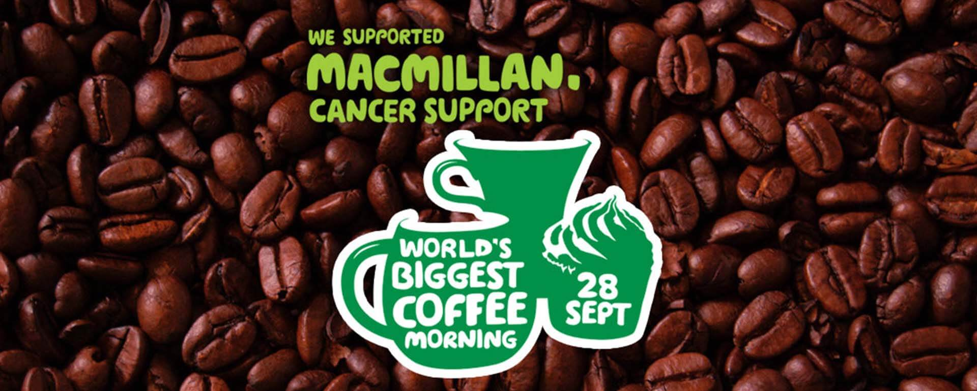 MacMillan Coffee Morning 2012