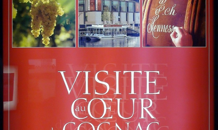 Beautiful Hennessy Cognac Poster