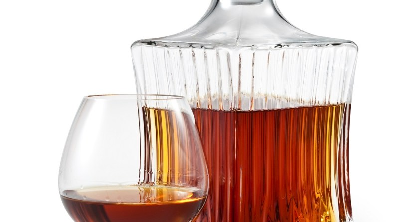 Decanter and Cognac Snifter