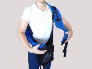 Uni-Carry 康格斯萬用攜行帶 收納取出操作簡易! | 康格斯兒童輔具