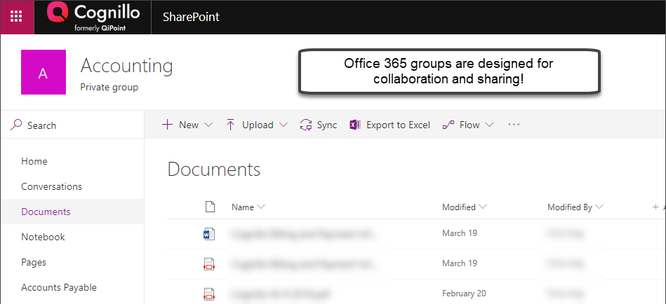 Office 365 Distribution Group vs  Security Group: The