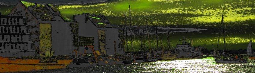 Rostock-Hafenfront-Verfremdet1